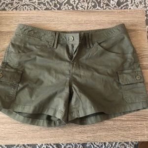 Women's Lucky Brand cargo shorts